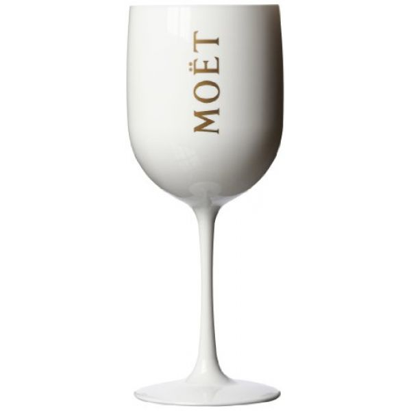 Moët & Chandon Ice Impérial Champagner-Becher in Weiß