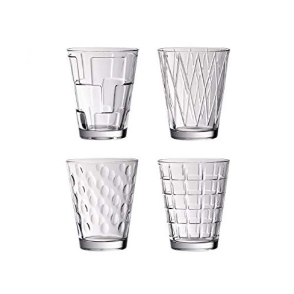 Villeroy & Boch - Dressed Up Wasserglas-Set, 4 tlg.